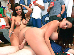 BangBros PornStars make this a college fuckfest